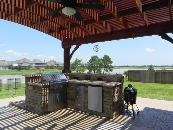 Outdoor Kitchens Cypress Custom Outdoor Spaces Cypress